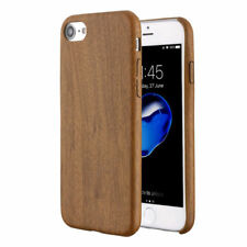 Ultra Slim Wood Pattern Soft TPU Case Matte Rubber Cover for iPhone 6 7 X XS Max