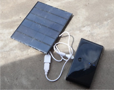 USB Solar Panel 3.5W 6V Mobile Phone Tablet Power Battery Charger