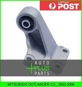Fits MITSUBISHI OUTLANDER CU_ - Right Hand Rh Rear Differential Diff Mount