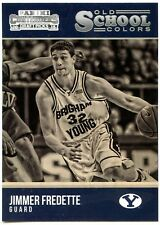 Jimmer Fredette#49 Panini Contenders 2015 Old School Colors BasketballCard C2453