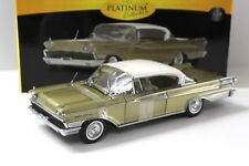 1:18 SUN STAR Mercury Park Lane Hard Top 1959 Beige New chez Premium-modelcars