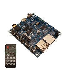 Bluetooth audio receiver board U disk USB TF card MP3 decoding player FM radio