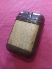 Vintage Soviet army bakelite box.Individual anti-chemical package IPP-51.1960