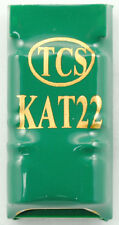 TCS 1464 KAT22 Keep Alive 2 function decoder TRAIN CONTROL SYSTEMS MODELRRSUPPLY