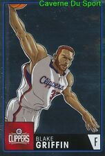 331 BLAKE GRIFFIN USA LOS ANGELES CLIPPERS STICKER NBA BASKETBALL 2017 PANINI