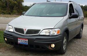 97 05 Chevy Venture & Pontiac Montana High Beam Fog Light Kit 98 99 00 01 02 03
