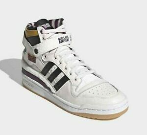 adidas Originals Men's FORUM 84 HI GIRLS ARE AWESOME GY2632 Fashion Sneaker