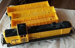 Lionel RS-3 Diesel Construction Train