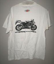 CBR-600 RR Motorcycles med T shirt Honda sportbike tee biker 2003 race replica