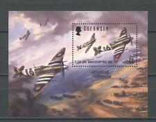 Flugzeuge, Airplane - Guernsey - Bl.11 ** MNH 1994