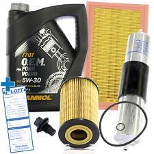 Service Set Inspektionskit+5W-30 Motoröl 5L / BMW 3er E36 316i 318i Compact Z3