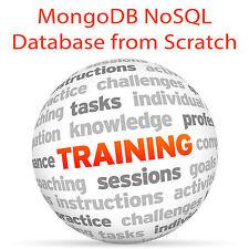 MongoDB - NoSQL Database from Scratch - Video Training Tutorial DVD