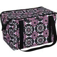 Thirty one Fresh market thermal bag 31 Picnic Lunch Tote gift Pink pop Medallion
