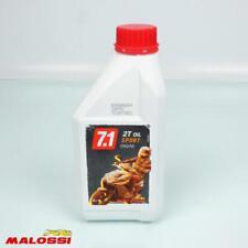 Lubrifiant et entretien Malossi Moto 7.1 2T Sport Oil Engine 1L / SAE 20W30 Neuf