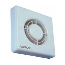 "Manrose XF100S 4"" 100mm Standard Extractor Fan"