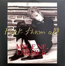 Mylène Farmer CD Single Fuck Them All - France (M/M)