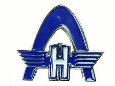 Pin Hanomag Bogen klein Logo  Ansteckpin Metall Traktor Trecker Schlepper # 290