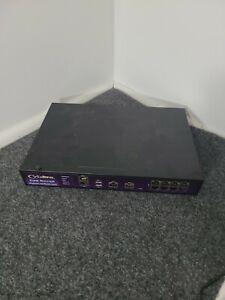 Cybera SCA-315 8-Port Dual Zone Router 6462