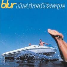 Lp-Blur-The Great Escape New Vinyl Record
