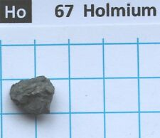 3.66 gram 99.9% Holmium metal nugget #1 element 67 sample