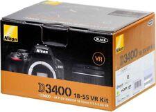 Nikon D3400 + Kit AF-P 18-55mm VR
