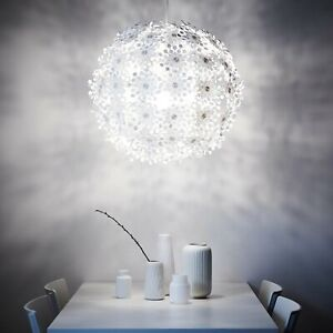 NEW IKEA GRIMSAS PENDANT LAMP PROJECTS DECORATIVE PATTERNS ONTO THE CEILING,WALL