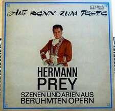 Hermann Prey Auf Denn Zum Feste Szenen Und LP Comp Vinyl Schallplatte 103196