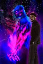 Black panther Chadwick Boseman 11x14 Limited  Edition Wall Art - One Of A Kind