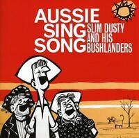 Slim Dusty - Aussie Sing Song [New CD]