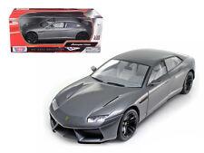 Lamborghini Estoque Grey Silver 1/18 Scale Diecast Car Model BY Motor Max 79157