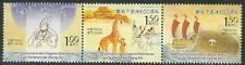 Macau - Seereisen von Zheng He postfrisch 2005 Dreierstreifen Mi. 1398-1400