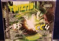 Twiztid - Cryptic Collection 4 CD CC4 tech n9ne e-40 insane clown posse the roc