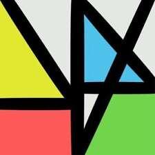 CD de musique pop rock, new order sans compilation
