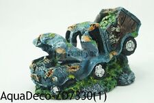 "Beautiful Hollowed 6"" Ruined/Broken Down Truck Decoration/Ornament(SHIP FROM US)"