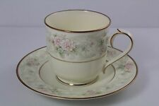 Noritake China - WILLOWBROOK 9722 - Cup & Saucer
