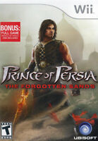 PRINCE OF PERSIA - THE FORGOTTEN SANDS (NINTENDO WII)