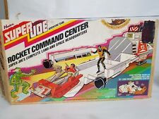Hasbro Super Joe ROCKET COMMAND CENTER WITH BOX