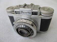 Vintage 1950's Braun Carl, Paxette 35mm Viewfinder camera - Germany