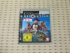 Sid Meier's, CIVILIZATION REVOLUTION pour playstation 3 ps3 ps 3 * Neuf dans sa boîte *