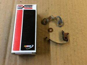 New Borg Warner Contact Set Ignition Breaker Points A556