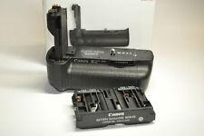 Original Canon BG-E6 Batteriegriff f. EOS 5D Mark II DSLR TOP 2J.Gewährl/Händler