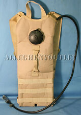 US Military SDS MOLLE II Hydration Carrier Pack System w/ Bladder Desert Tan EXC