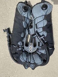Dive Rite Dual Bladder Scuba Dive Superwing super wings Tech wreck cave