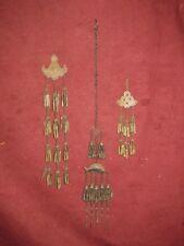 Antique Asian Chinese ? Tibetan ? Metal Ornaments