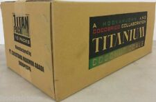 1080 Ct Titanium Coconut Coal Hookah Charcoal Coco Shisha Nara 10 KG Lounge Box