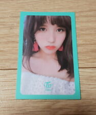 Twice 2nd Special Album Summer Night Mina J Photo Card official