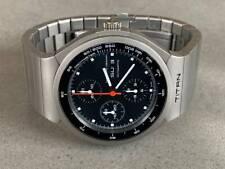 Porsche Design Heritage P'6530 Limited Edition Automatic Chronograph Titan Watch