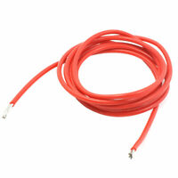 2M Meter 12# Gauge Silicone Resin Wire Cable Red for Electric Heater Equip