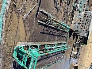 50' Multiquip Truss Concrete Super Screed
