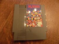 Dr. Mario NES Nintendo Vintage Video Game Cartridge Tested and Works